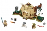 LEGO® Star Wars™ 75208 - Yodova chatrč